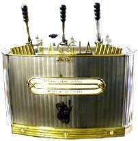 Early Gaggia lever machine