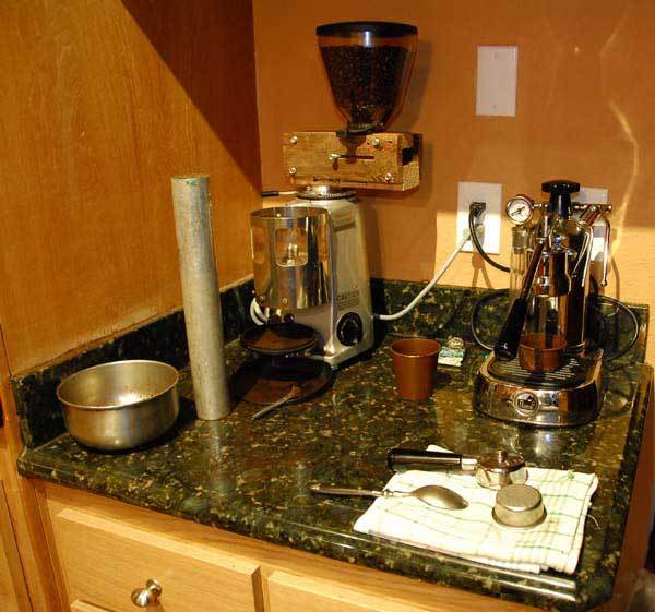 Post A Pic Of Your Home Espresso Setup