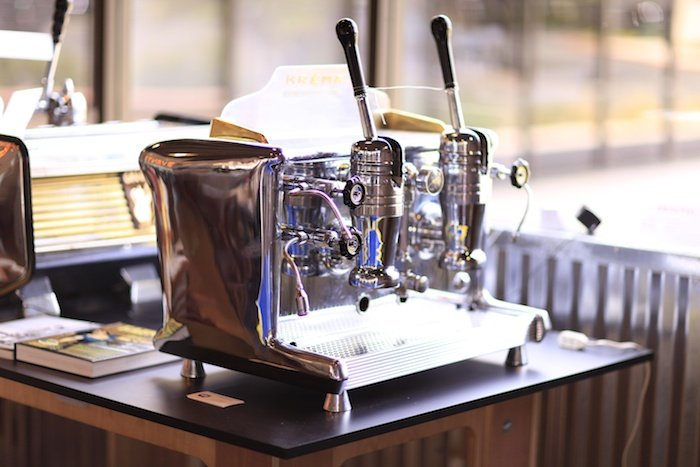 Ernst Schaefer S Beautiful Vintage Espresso Machine Collection