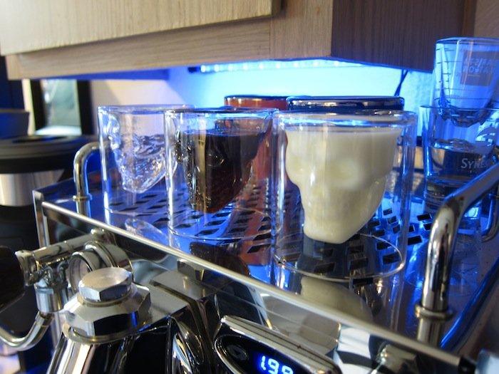 dual coffee espresso machines