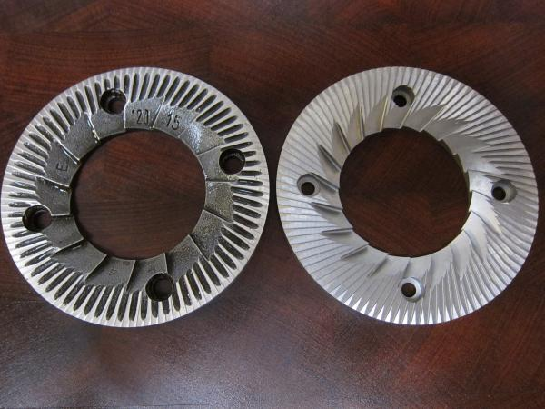 New Ditting 1203 Machined Burrs
