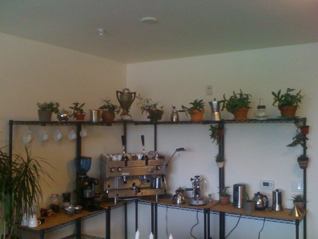 Post A Pic Of Your Home Espresso Setup Page 162