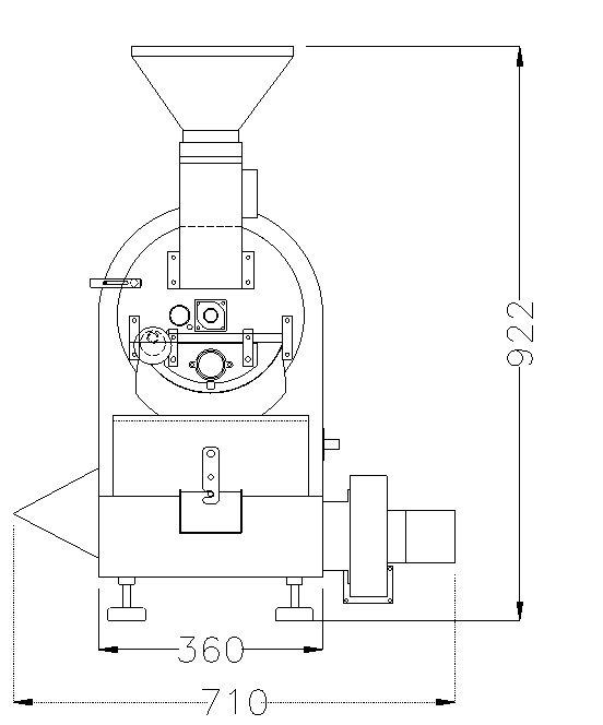 North Coffee Tj 067 Jyr 1da Roaster Early Discovery Notes