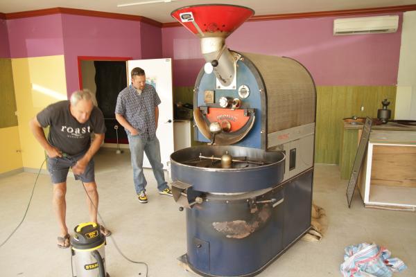 P/2 series drum   specialty coffee roasters   probat burns.