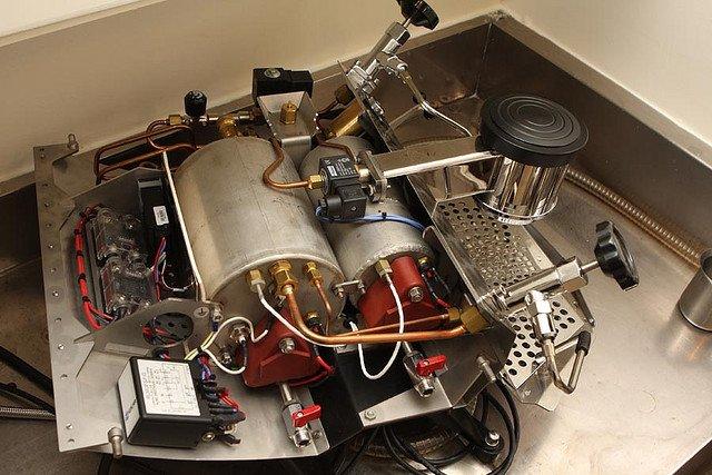 spirit espresso machine