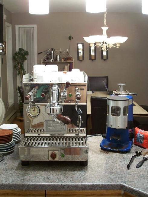 Post A Pic Of Your Home Espresso Setup Page 36