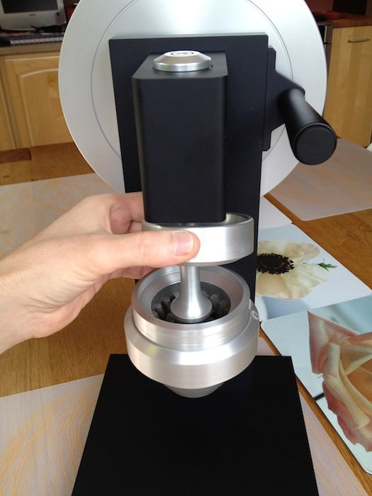 mazzer mini grinder user manual