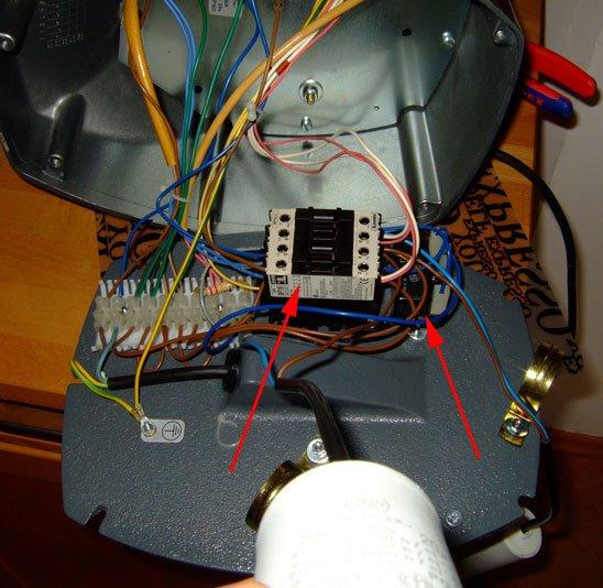 Mazzer Robur electrical problems