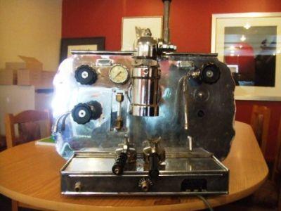 astoria jada ak super espresso machine