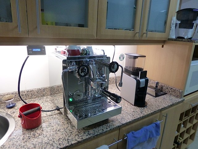 Post A Pic Of Your Home Espresso Setup Page 204