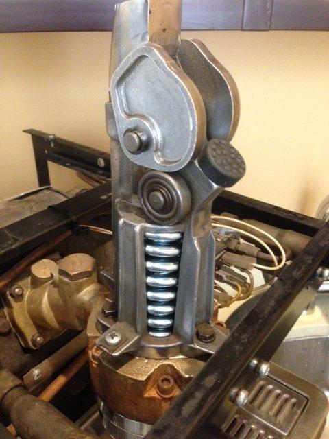 La Cimbali M20L - First Pull