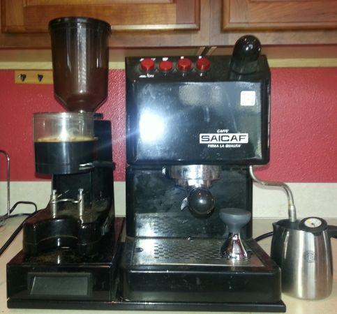 Identify This Espresso Machine Grinder Potential Purchase