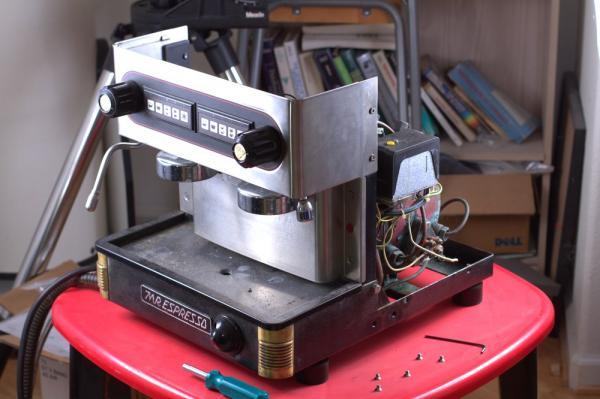 compare espresso machines saeco