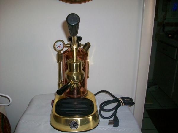 Is this La Pavoni pre-Millenium? - Lever Espresso Machines