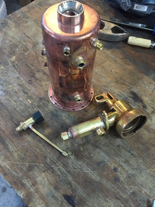 What Kind Of Nut Has A Hole >> Thermosiphon La Pavoni - Lever Espresso Machines