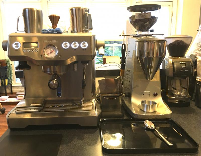 Post A Pic Of Your Home Espresso Setup Page 368