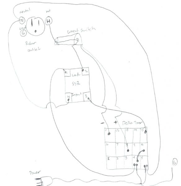 non invasive delta timer install for mazzer robur help