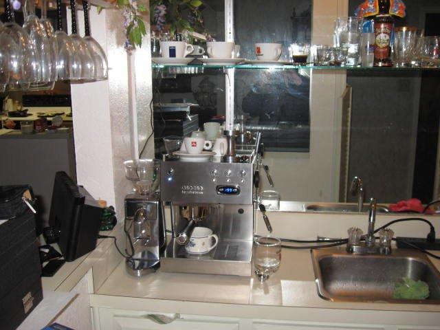 most reliable home espresso machine