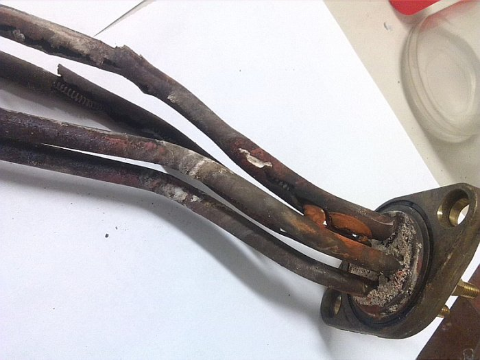 Dead Heating Element Causes Amp How To Prevent It