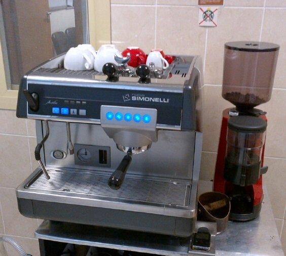 aurelia espresso machine