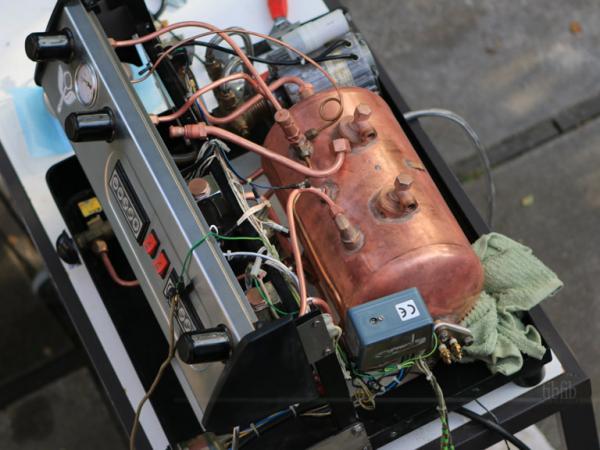 Help  Wiring 2 Group Expobar 220v Espresso Machine