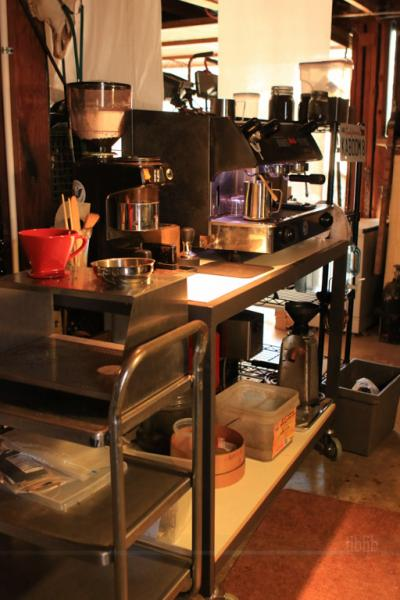 espresso machine parts terminology
