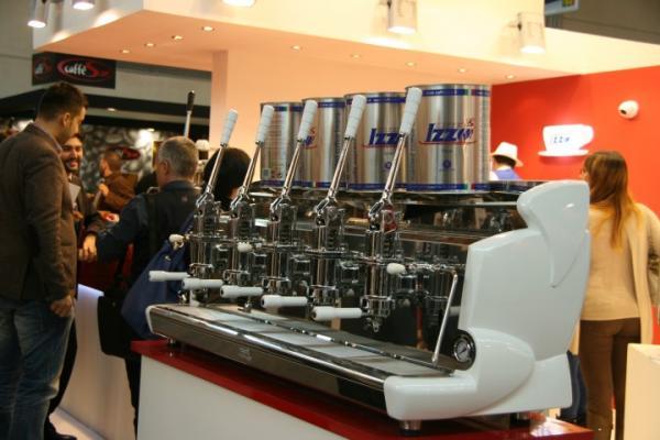 gruppo izzo espresso machine