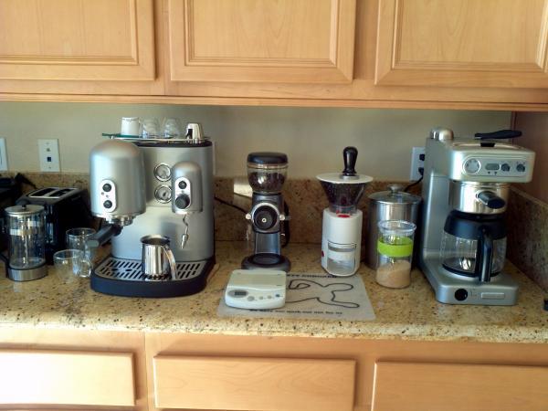 Kitchenaid Pro Coffee Grinder