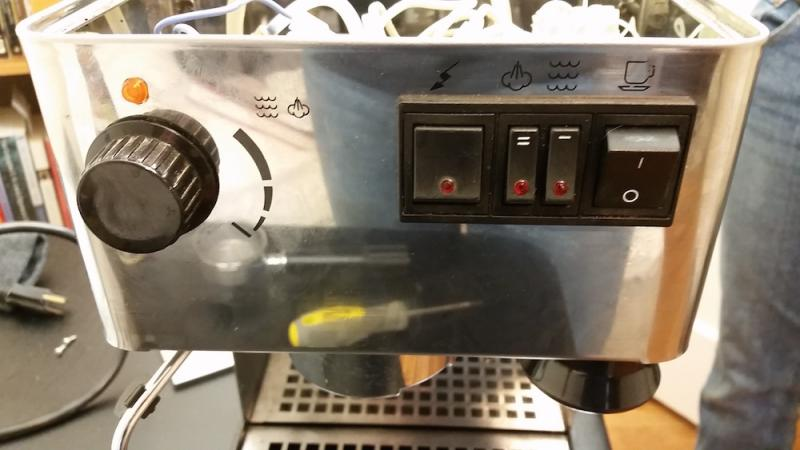 What Espresso Machine Did I Just Buy