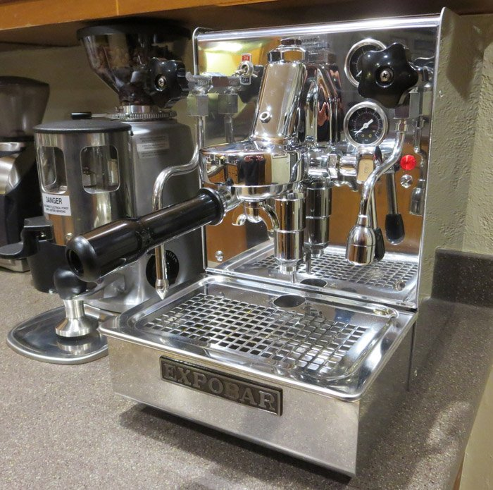 Post A Pic Of Your Home Espresso Setup Page 251