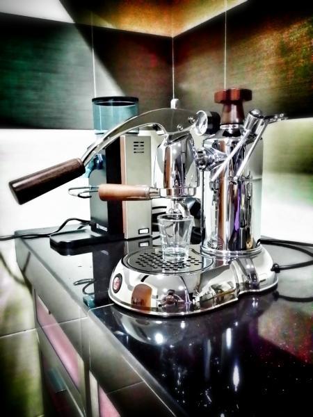 pavoni espresso machine instructions