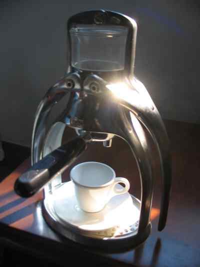 gaggia achille manual espresso machine