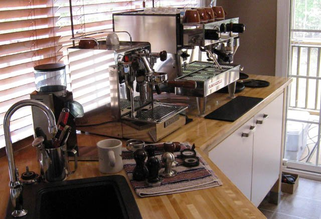 Post A Pic Of Your Home Espresso Setup Page 65