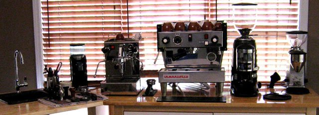 Post a pic of your home espresso setup - Page 65
