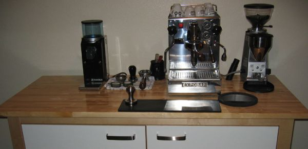 Post A Pic Of Your Home Espresso Setup Page 8