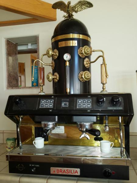 Getting Started With Brasilia Century Espresso Machine