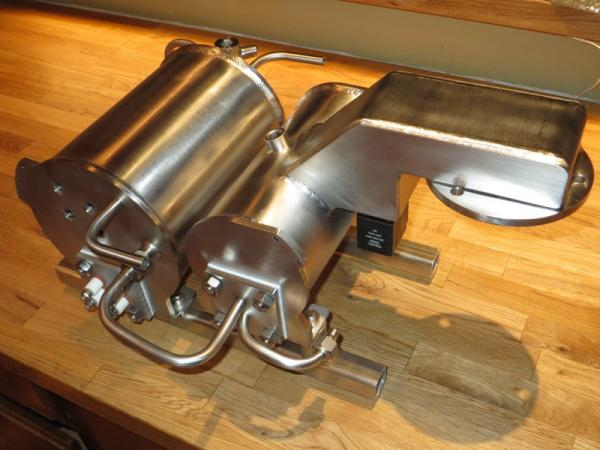 Custom Espresso Machine Build