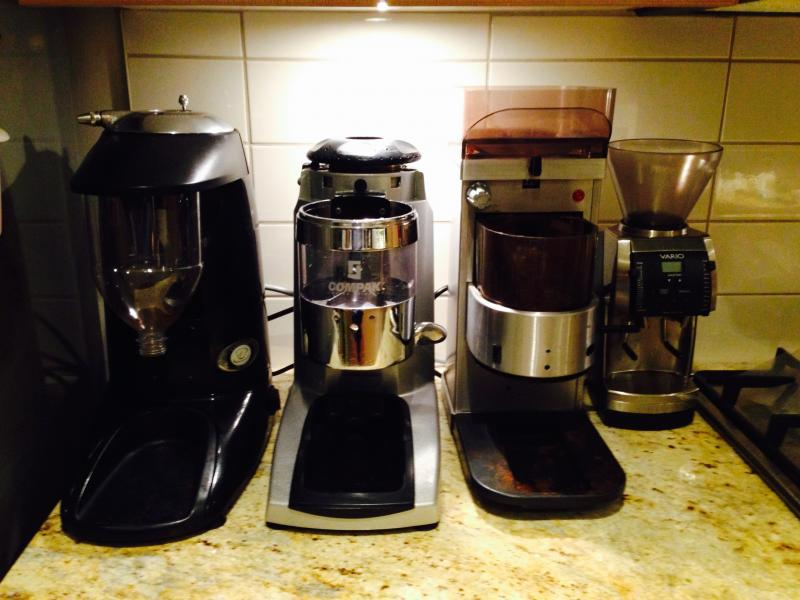 Post A Pic Of Your Home Espresso Setup Page 297