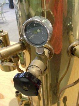 gensaco espresso machine