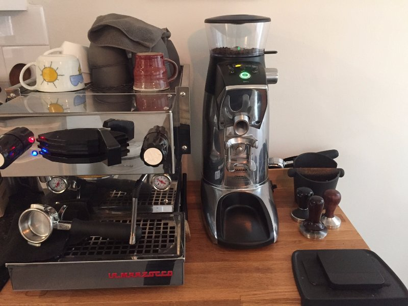 Sold Compak F10 Conical Grinder Buy Sell