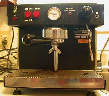 brasilia cappuccino vertical boiler restoration project rh home barista com Brasilia Espresso Machine Repair Brasilia Century Espresso Machine