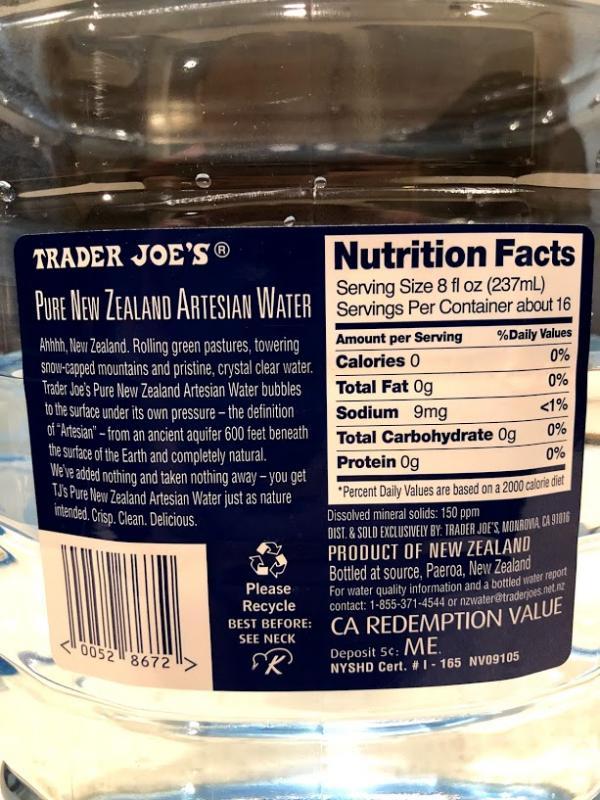 Water Gurus, please chime in