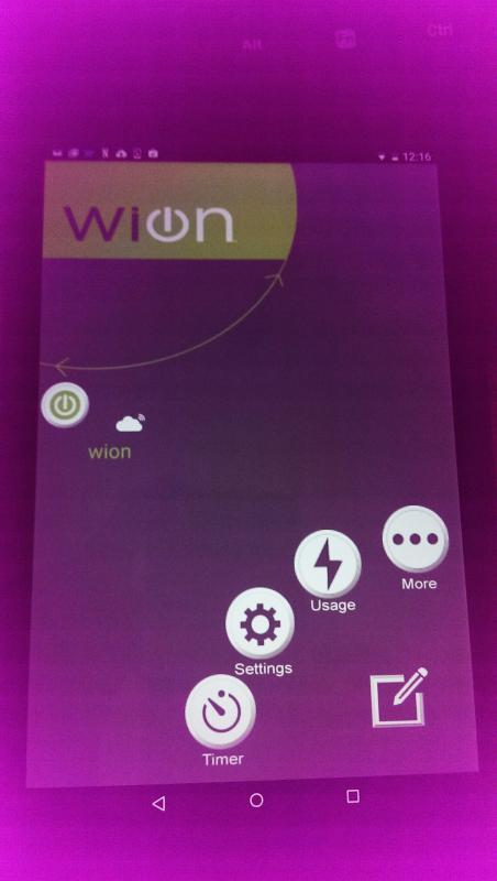 WiOn 50055: A WiFi (internet) enabled timer