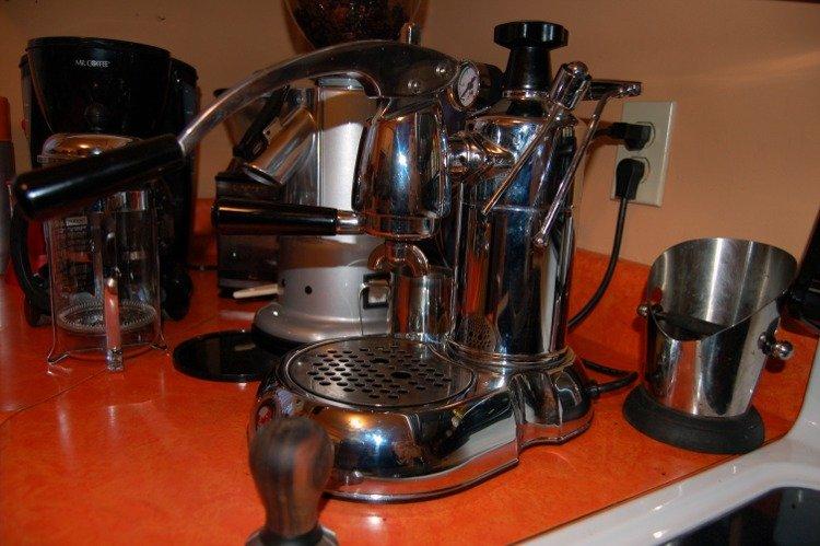 la pavoni stradivari group lever espresso machines. Black Bedroom Furniture Sets. Home Design Ideas