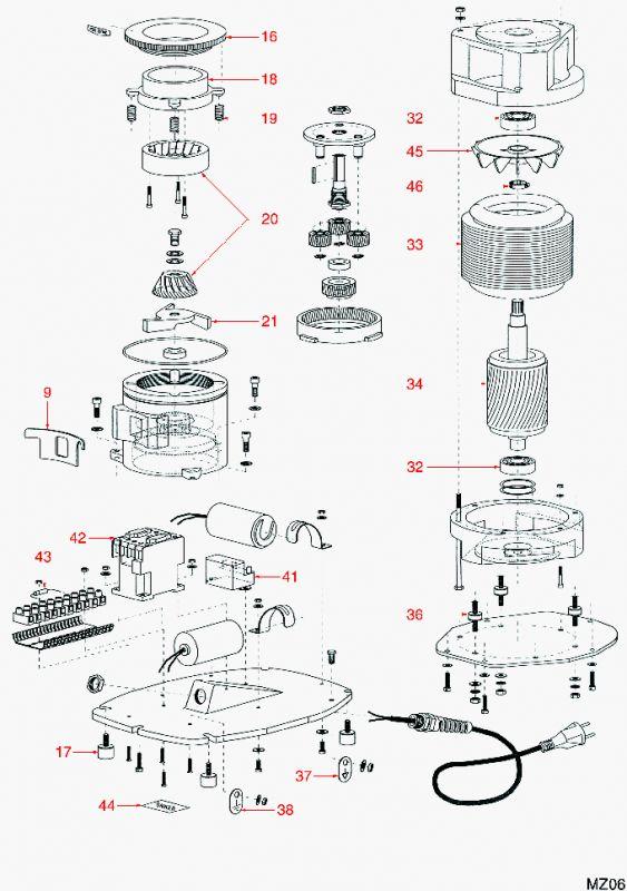 home-made grinder