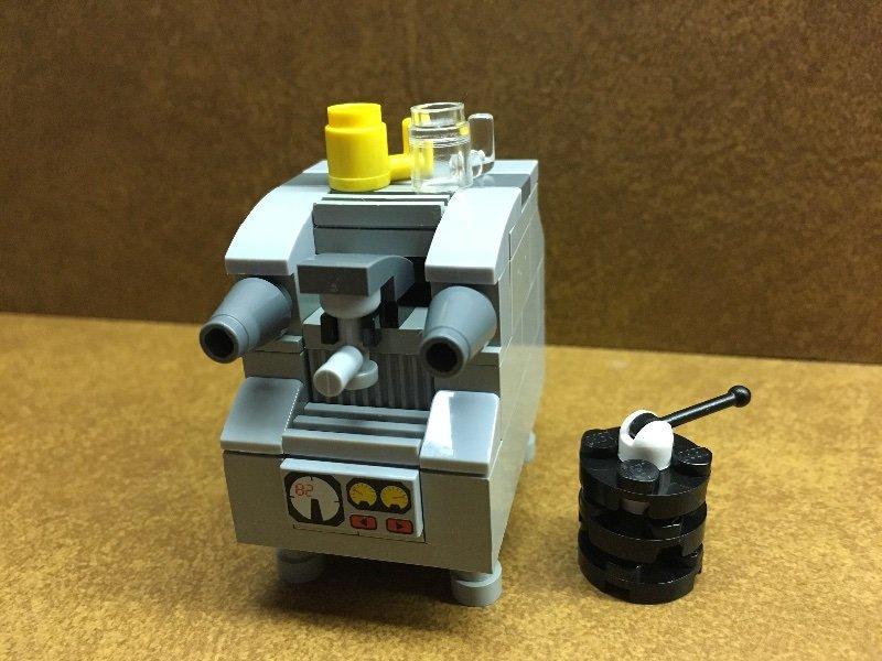 a lego machine