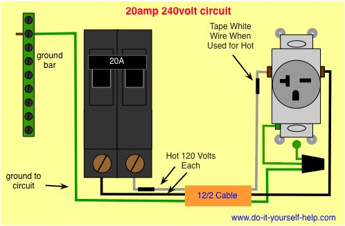 What Is 12 3 Wire Used For. Simple Note The Above Diagram Shows A ...