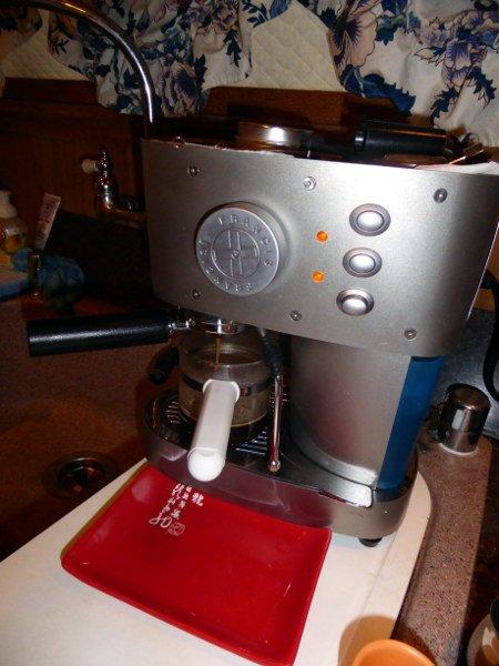 Coffee machine caffitaly map manual
