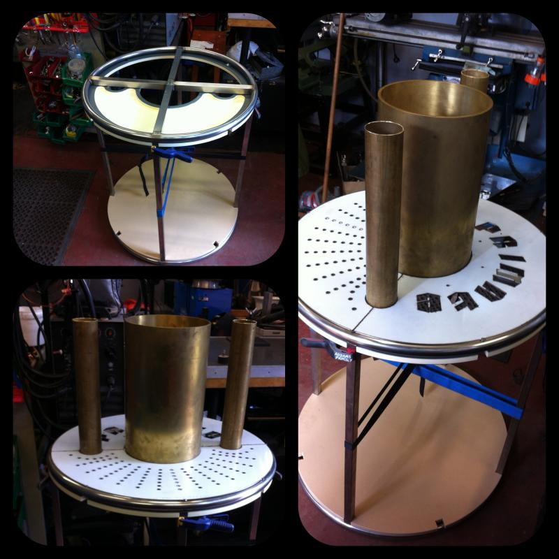 custom coffee machine