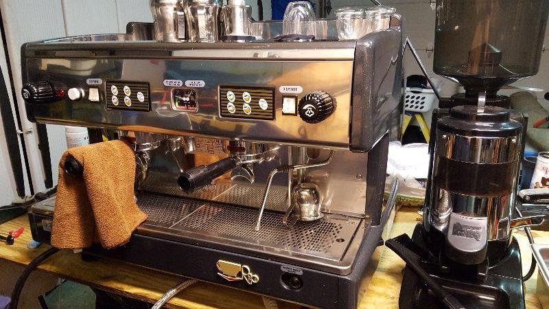 flojet espresso machine